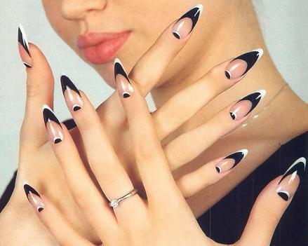 Вырастить ногти рисунки на ногтях