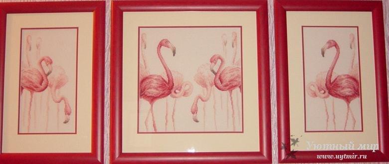 Наборы для рукоделия и вышивания из коллекции «Лебеди» в