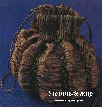 мех, сумка, шитье, как сшить сумку из меха, инструкции, выкройки.