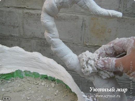 имитация резьбы по дереву, удачные поделки, для, дачи, своими руками, переделать, мебель, переделка, из ненужного нужное, из ничего