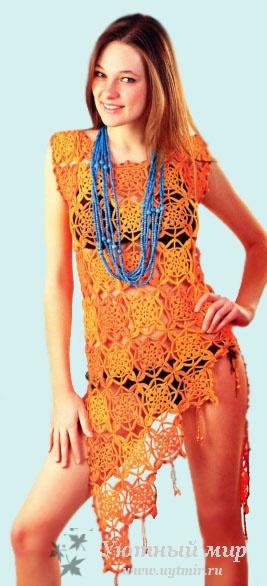 Вязание на спицах модные модели