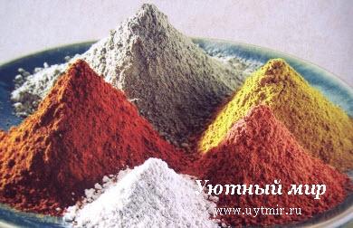 глина, свойства, белая, зеленая, красная, голубая, разновидности, ukbyf, clay, для лица, сколько держать, виды, свойства, кожи, рецепт, какая, маска, косметическая